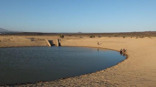 Djibouti_2014 - Point d'eau d'Andaba (Est)