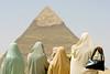 Purse (Sindre Ellingsen -sindreellingsen.com-) Tags: pyramid giza egypt africa women fashion purse arab niqab desert khimar hijab