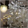 Argent et or (baladeson) Tags: lumières lights couleurs nuit night argent or silver gold formatcarré square bokeh petals pétales