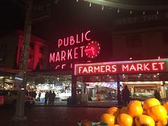 Pike Place Market (JMFusco) Tags: night pikeplacemarket seattle