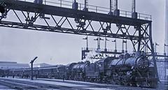 BALTIMORE AND OHIO RAILWAY. SAFETY FIRST TRAIN at Union Station 1917 LOC07682u (SSAVE w/ over 6.5 MILLION views THX) Tags: baltimoreandohio steamlocomotives unionstation washingtondc safetytrain ww1 worldwari railroad railroadstation