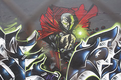 Spawn Char by ZEYE (Rodosaw) Tags: documentation of culture chicago graffiti photography street art subculture lurrkgod spawn zeye edsk