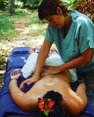 #spa in the #rainforest of #CostaRica at #LaCusinga - #wellness #yoga #puravida #vacation #travel