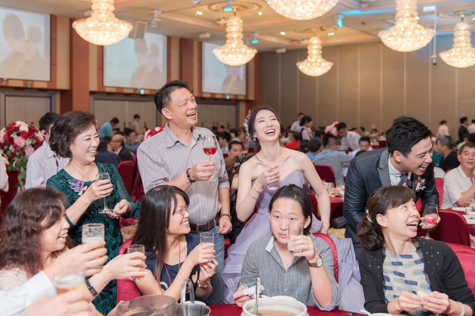 台南婚攝 婚禮紀錄 情定婚宴城堡 C & M 168