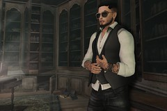 † 841 † (Nospherato Destiny) Tags: bade ad facade invictus malefashion menonlymonthly mgmens minimal mom secondlife sl blogger avatar virtual newreleases event