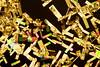 Witamin C in polarized light (Kamil Pluta photography) Tags: vitamim c microscope microscopy mikroskop polarization polaryzacja cristal cristalic biolar