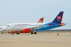 A319.OM-BYA (Airliners) Tags: slovakrepublic slovakgovernmentflightservice 319 a319 acj acj319 airbus airbus319 airbusa319 airbusacj airbuscorporatejet government iad ombya 12416