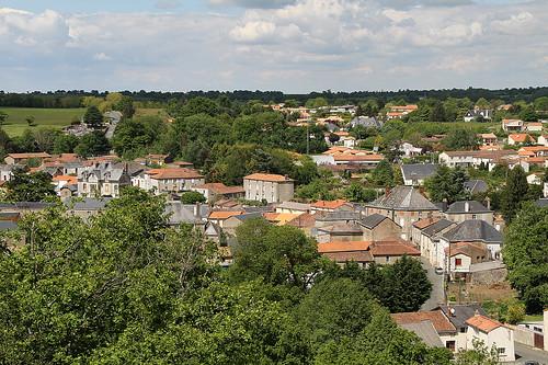 Mauléon Quartier St Jouin