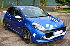 Renault Clio RS (alex73s https://www.facebook.com/CaptureOfAlex?pnr) Tags: auto automobile automotive coche car canon voiture vehicule transport rassemblement renault rs clio macchina meeting european europeenne french francaise bleu blue