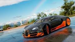 2011 Bugatti Veyron Super Sport (nikitin92) Tags: game screenshots vidoegame car bugatti veyron supersport hypercar racing road pc forzahorizon3