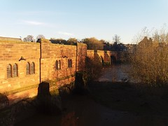 Old Dee Bridge Chester Cheshire