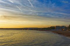 Il mare di inverno (Elisadc) Tags: sunset tramonto elisadellachiesa santasevera mare sea litorale spiaggia calma nuvole cielo pesaggio landscape