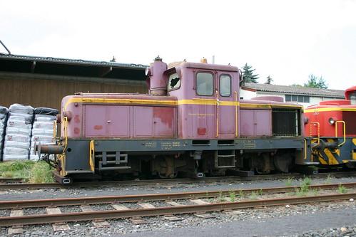 HLB: Lok 13 in Butzbach Ost