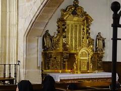 Interior Iglesia Santo Domingo antes Santo Tomé Soria 12 (Rafael Gomez - http://micamara.es) Tags: interior iglesia santo domingo antes tomé soria