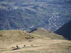 Escursionismo Majella - Cima Macirenelle