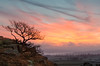 Fire in the sky! (andythomas390) Tags: sunrise dawn orange fire nikon d7000 18200mm yorkshiredales eastby