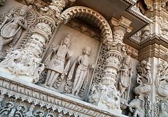Shri Swaminarayan Mandir 3 (David OMalley) Tags: shri swaminarayan mandir new jersey windsor hindu hinduism baps marble canon g7x mark ii canong7xmarkii