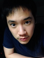 Night (NuCastiel) Tags: apple mobile closeup light night iphone flickr smooth smart handsome selfie myself me 18 young muscle model cool following follower follow sexy beautiful love thai boy asian shirtless facebook kiss fan indoor skin athlete white bkk bangkok asia thailand photo pic face portrait camera man male gay guy cute join people adult scandal private