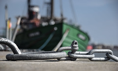 Harbour Bokeh (pogmomadra) Tags: uk port wednesday boat blurry nikon ship bokeh harbour norfolk chain link greatyarmouth hbw happybokehwednesday d5300