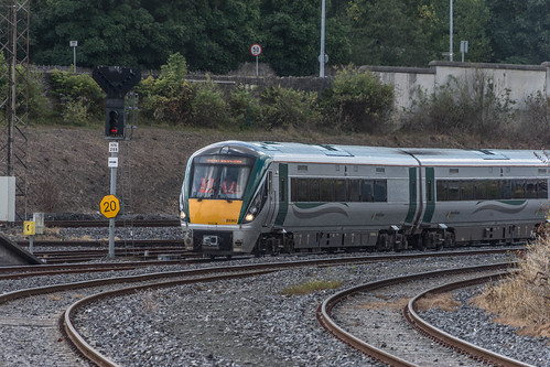 THE MINISTER PLUS PLATFORM 10 AND THE PHOENIX PARK RAILWAY TUNNEL [NOT FORGETTING IRISH RAIL STAFF] REF-107114
