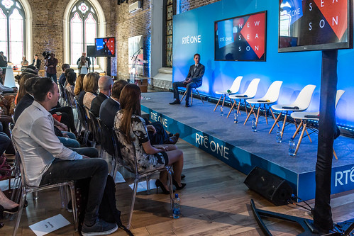 RTE's WINTER SEASON LAUNCH [SMOCK ALLEY THEATRE] REF-107037