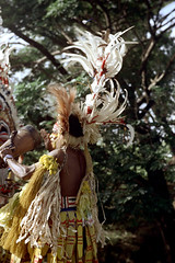 28-043 (ndpa / s. lundeen, archivist) Tags: man color film face festival fiji 35mm necklace costume clothing drum traditional nick feathers culture makeup suva southpacific drummer warrior 28 tradition 1970s facepaint performer 1972 necklaces headdress dewolf oceania fijian pacificartsfestival pacificislands festivalofpacificarts southpacificislands nickdewolf photographbynickdewolf festpac pacificislandculture southpacificfestival reel28 southpacificartsfestival southpacificfestivalofarts fiji72