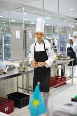 WSC2015_Skill34_MMM_9230 (WorldSkills) Tags: cooking sopaulo kazakhstan wsc competitor worldskills wsc2015 sergeybelonossov skill34