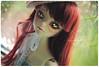 on the west (♥ n a o m i) Tags: london girl hat vintage kimi doll mini redhead lolita bjd dollfie tulle mori tutu msd dz dollzone