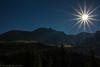 Sonnenblick über dem Sonnblick (stegi_at) Tags: salzburg austria österreich nationalpark tauern sonnblick kolmsaigurn