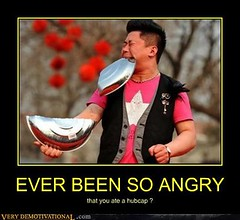 EVER BEEN SO ANGRY (Chikkenburger) Tags: posters memes demotivational cheezburger workharder memebase verydemotivational notsmarter chikkenburger