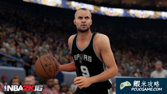 NBA 2K16 發球螢幕晃動問題解決方法