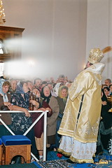 060. Consecration of the Dormition Cathedral. September 8, 2000 / Освящение Успенского собора. 8 сентября 2000 г