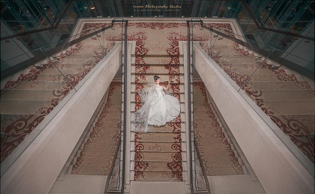 婚攝英聖-大倉久和作品階梯上的獨奏1920 拷貝