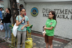 20150710-Protest for Mary Jane-090 (Lennon Ying-Dah Wong) Tags: mj philippines protest manila dfa pressconference departmentofforeignaffairs thephilippines       mjv  maryjaneveloso