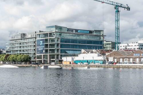 DUBLIN DOCKLANDS AREA [21 SEPTEMBER 2015] REF-10805479