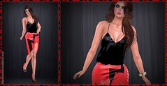 360 - Beth (Sannita_Cortes) Tags: fashion female cosmopolitan sl secondlife styles ikon dela luxe zoz kosh virtualworld maitreya slink virtualfashion glamaffair glowdesigns mienposes kccouture