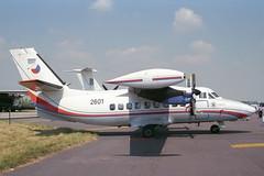 2601 LET L-410UVP-E Czech Air Force (pslg05896) Tags: let ffd fairford riat royalinternationalairtattoo 2601 l410 czechairforce