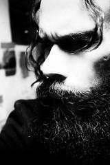 (Daniel Iván) Tags: blackandwhite selfportrait blancoynegro face beard blackwhite autoretrato longhair selfportraits rostro barba autoretratos blackwhitephotography blackwhitephoto cabellolargo blackwhitephotos fotografíablancoynegro