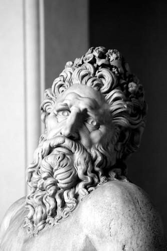 bearded god