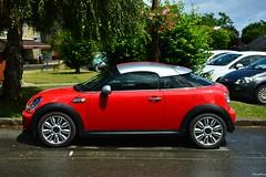 Mini coup (pontfire) Tags: auto cars car austin automobile mini voiture coche carros carro autos automobiles coches coup austinmini voitures automobili wagen pontfire