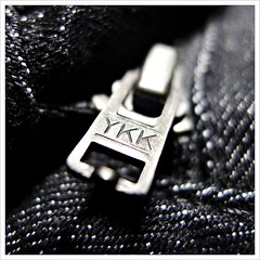 YKK (318/365) (Free 2 Be) Tags: pull photoaday zipper 365 dailyphoto tab ykk fastener day318 project365 365days dailypost 365daychallenge postaday day318365 365the2015edition 3652015 14nov15