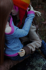 Dae-Hyun x Hector (Ise-Bandit) Tags: ball asian doll hector bjd resin dollfie hue abjd joint koji daehyun leeke leekeworld dreamingdoll