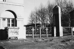 eilenriedestadion (DanjoHannover) Tags: hannover ultras 96 1896 eilenriedestadion dynax5 minolta
