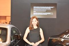 DSC_8372 (hideto_n) Tags: portrait cute girl car japan japanese nikon automobile pretty nagoya d750 motor f28 motorshow   2470mm       2015 19 nikond750