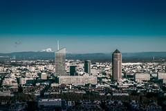 Lyon-Panoramic-Mont Blanc (2ni6mon) Tags: panorama tour lyon montblanc incity