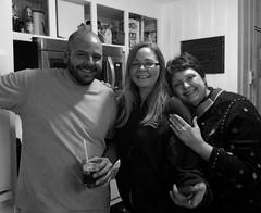 Matt, Amanda & Donna / November 22, 2015 (steveartist) Tags: men portraits women daughters mothers sons groupportraits stevefrenkel phototoaster lgescape2