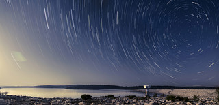 Smoky Star Trails - North Dandalup Dam