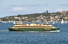 Manly Ferry Collaroy off Watsons Bay (john cowper) Tags: ferry sydney newsouthwales publictransport sydneyharbour narrabeen manlyferry queenscliff collaroy