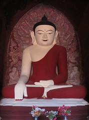 "Bagan: le temple Dhammayangyi Patho <a style=""margin-left:10px; font-size:0.8em;"" href=""http://www.flickr.com/photos/127723101@N04/23441536875/"" target=""_blank"">@flickr</a>"