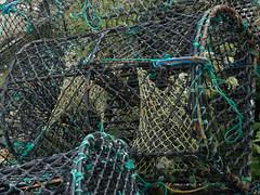 Fishing gear (Mary Gerard) Tags: lobsterpots scillies june15